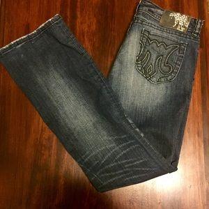 MEK Beijing Bootcut Jeans